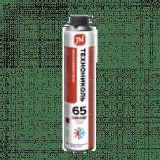 Пена монтажная профессиональная Технониколь 65 Constant всесезонная