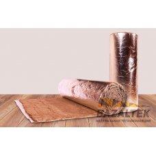 Мат прошивной базальтовый на алюминиевой фольге Базальтек 50х1000х10000 мм