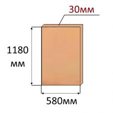 Экструдированный пенополистирол XPS Техноплекс 1180x580x30мм